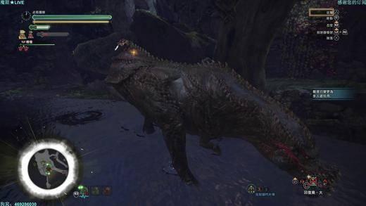 执着的一个猎人