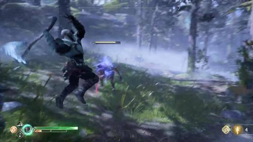 【PS4】修行游戏世界.rpg