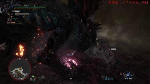 [FoxHellSnake]怪物猎人 嗯 怪物猎我这个人?
