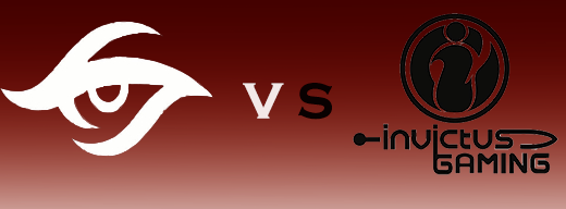 TI5小组赛:IG vs Secret第一场7月28日