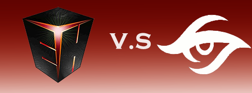 TI5淘汰赛胜者组:Ehome vs Secret第一局