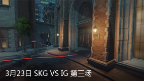3月23日 SKG VS IG 第三场