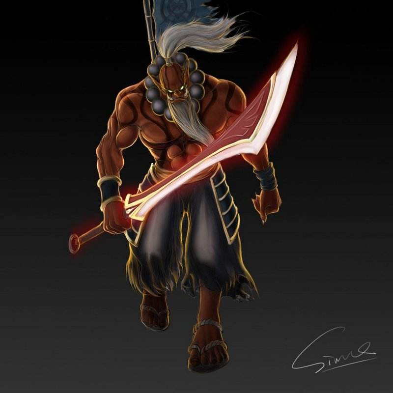 【Xiao月魔】剑圣