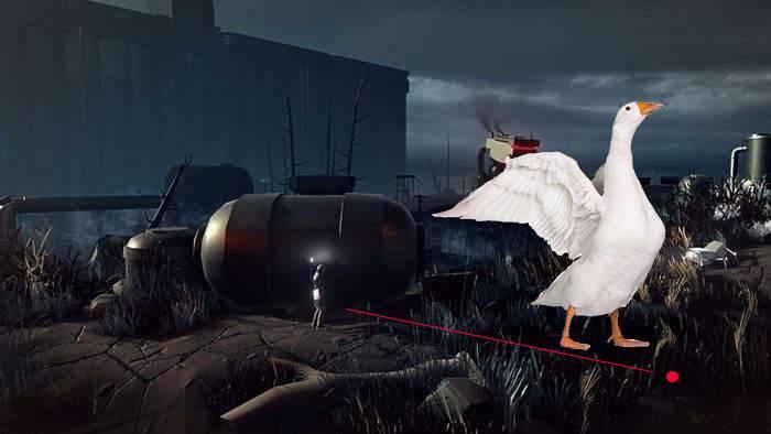 《黑色:坠落》老鹅元旦通关完整版!