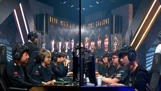 MSI小组赛5月14日 KZ VS RNG