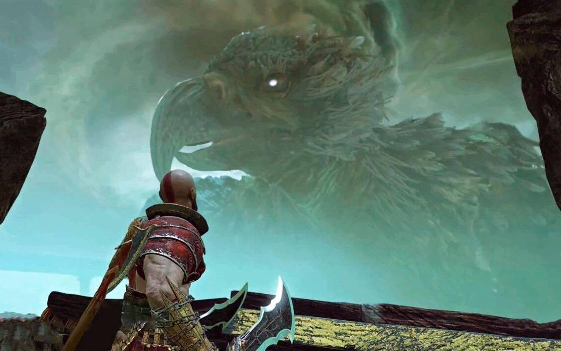 【纯黑】《战神4》最高难度无伤攻略解说 第十期