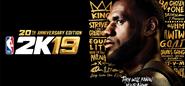战旗首发-NBA2K19